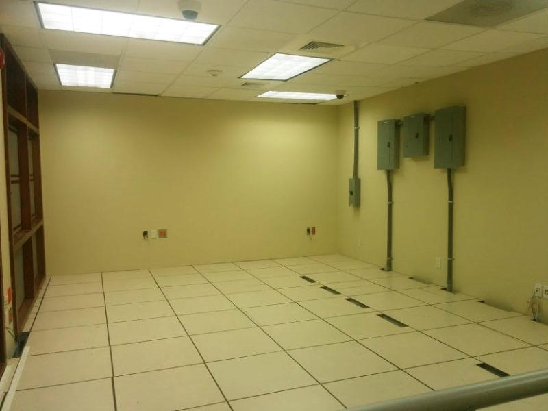 Cold Server Room