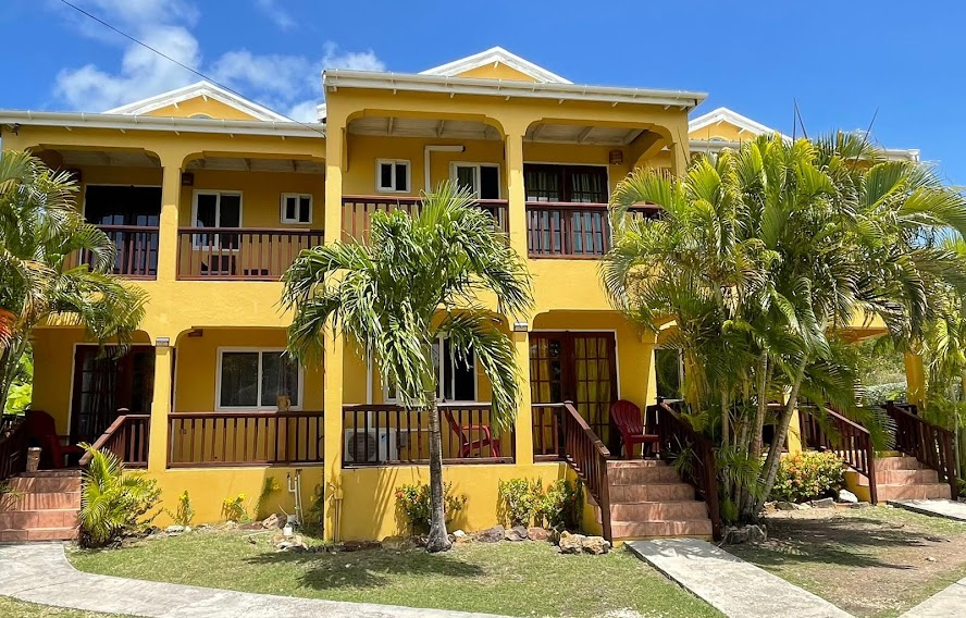 Front View of Apartment